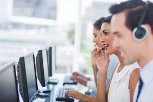 call centre staff contact centre software