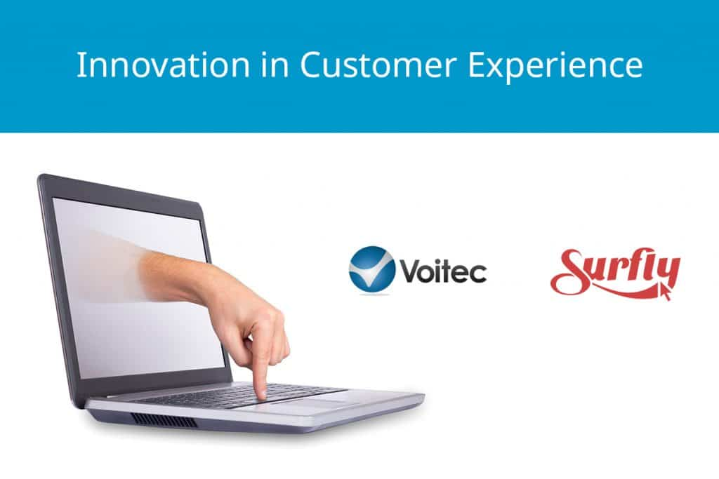 Innovation In Customer Experience Voitec Surfly
